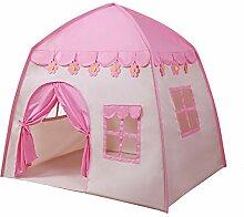 Laufgitter Laufstall Baby Kinder Spielen Zelt Pink