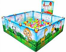 Laufgitter-ställe Baby Zaun Spielplatz 0-3 Jahre