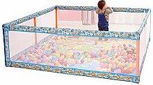 Laufstall Baby 4-Panel Kinder-Aktivitätscenter