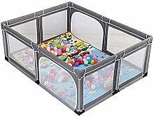 Laufstall Kinder Spielplatz Mit Matte Und Bälle