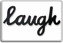 Laugh fridge magnet - Kühlschrankmagne