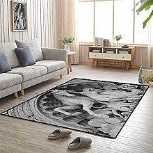 LAURE-Bereichs-Teppich-Bereichs-Matten-Teppich