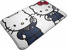 LAURE Indoor Hello Kitty Teppich rutschfeste