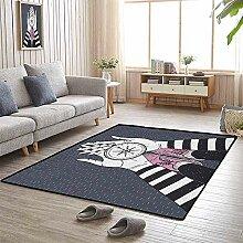LAURE Teppich für große Flächen auf der Suche