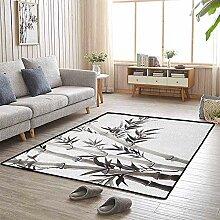 LAURE Teppich-Teppichmatte für große Flächen