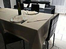 laurentmortreux Tischdecke, Stoff, rund, 180 cm,