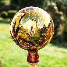 Lauschaer Glaskunst-Gartendeko Thüringer