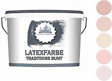 Lausitzer Farbwerke Latexfarbe Rosa matt - LATEX