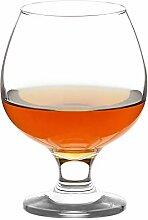 LAV Brandy Snifters 6-teiliges Cognac-Gläser-Set,