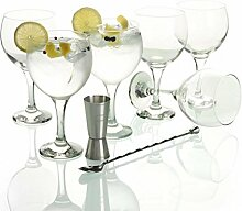 Lav Set Gin Tonic, Glas, 9,35x 20cm