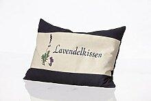 Lavendelkissen Kräuterkissen 20 x 30 cm