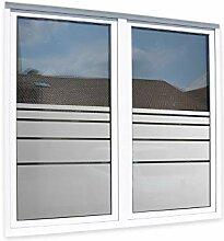 LAVICOM Sichtschutzfolie Fensterfolie
