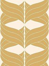 Lavmi Design Tapete Coctail, Vlies, Orche, 53 x 5 cm