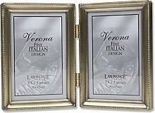 Lawrence Frames 11435D Doppel-Bilderrahmen, mit