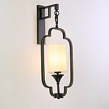 LaxBa Wandlampe Modern Vintage E27 Wandleuchte