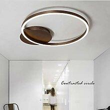 LAZ LED Deckenleuchte Esszimmer Leuchte Unterputz
