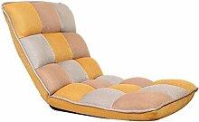Lazy Sofa, Stoff Bequeme Rückenlehne