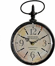 LB H&F Uhr Wanduhr Küchenuhr Klassisches Design