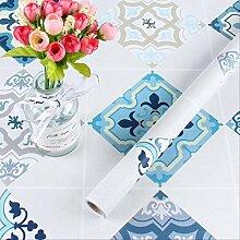 LBHHH Möbel Renovierung Wallpaperkitchen Tapete