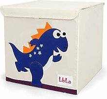 LBLA Kinder Aufbewahrungsbox Dinosaurier