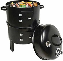 LBS Holzkohle Bonfire Tisch Grill Grill Bonfire