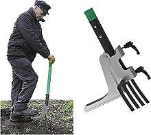 LBXB 1/2pcs Tragbarer Gartenassistent Spaten