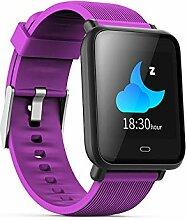 Lbyhning Fitness Tracker Bluetooth Uhr Smart
