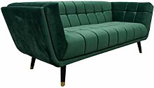 LC Home 3er Sofa Dreisitzer Couch Italy modern