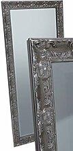 LC Home Wandspiegel Spiegel Silber ca. 180 x 80 cm