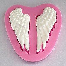 LC Wing X1021Silikon Fondant Form Kuchen Form