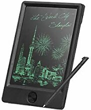 LCD elektronisches Tablet, Graffiti-Lackierung im