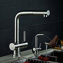 LCDIEB Küchenarmatur Küche Wasserhahn Mixer