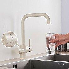 LCDIEB Küchenarmatur Küchenwasserfilter