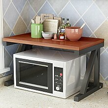 LCHEGG Küchenablage, Mikrowellenfach,