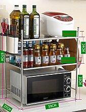 LCHEGG Küchenmikrowellenherdständer