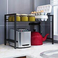 LCHEGG Mikrowelle Rack Stand Küchenschrank und