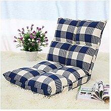 LCK Home Tatami Lazy Sofa Einzelnes faltbares