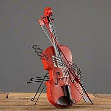 LCLZ Exquisite Continental Eisen Violine