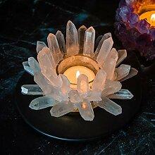 LCLZ Exquisite Kerzenhalter, Natürliche