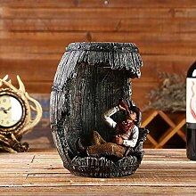 LCLZ Exquisite Kreative Bar Ornament Cowboy
