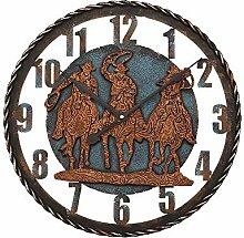 LCLZ Western-Cowboy-Uhr-Anhänger Startseite