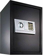 LCSA Elektronischer Safe Tresor 50x35x34,5