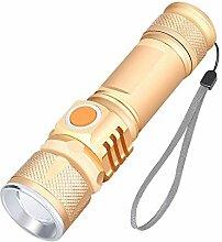Lcxghs LED Tactical Flashlight,
