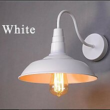 LCYZ E27 Edison Vintage Industrial Wandlampe Retro