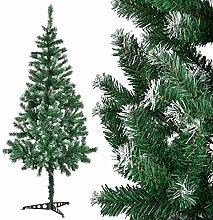 LD Weihnachten Deko 180cm Künstlicher Christbaum