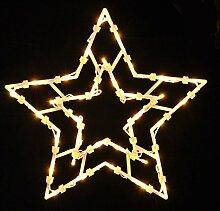 LD Weihnachten Deko LED Fensterbild beleuchtet - 3