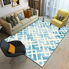 lddkw Teppiche Modernes Design Teppich Waschbar