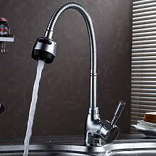 Lddpl Chrom Waschtischmischer Wasserhahn Kalt- und