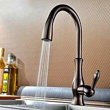 Lddpl Luxus Küchenarmatur Bronze Messing