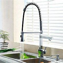 Lddpl Neue Küchenarmatur Chrome Wasserhahn Für